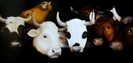 Scènes animalières