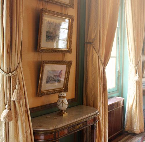 Le salon bleu des Camondo