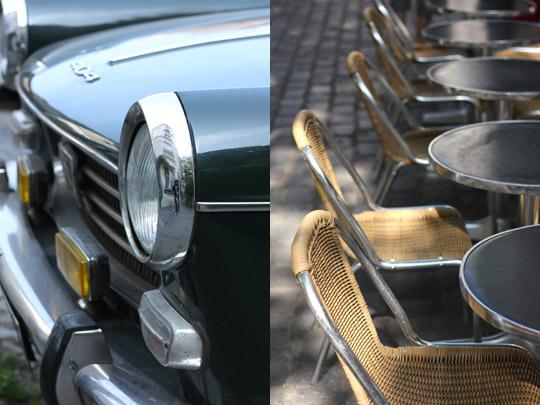 Capot avant de Peugeot 404