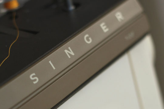 Machine à Coudre Singer 7102