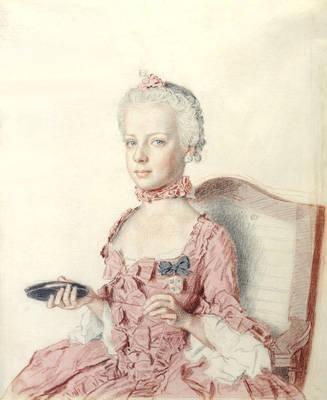 L'exposition Marie-Antoinette au Grand Palais