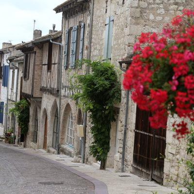 Lauzerte, dans le Tarn-et-Garonne