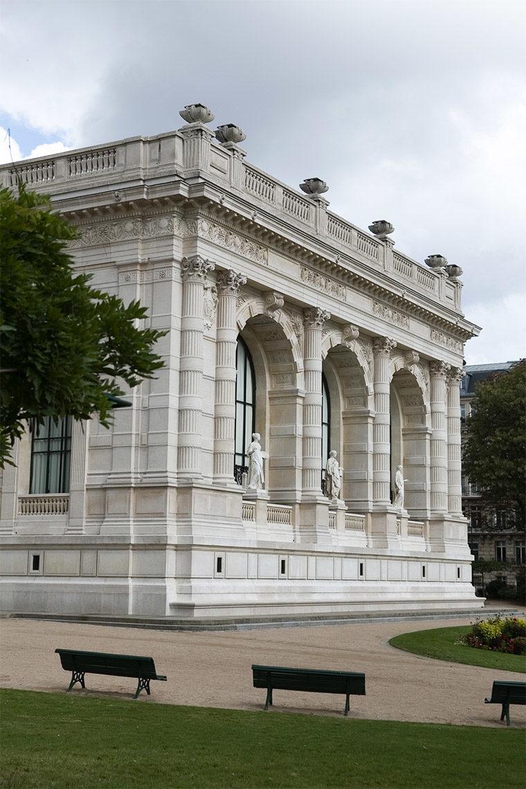 Le musée Galliera restauré et agrandi