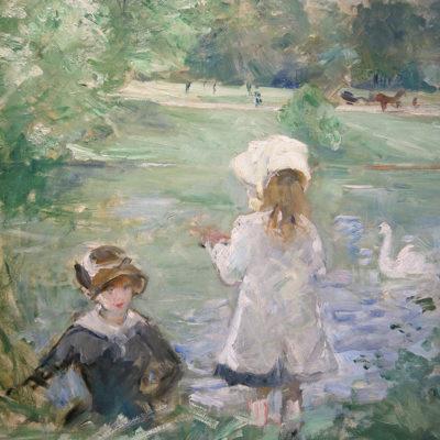 Berthe Morisot à Marmottan
