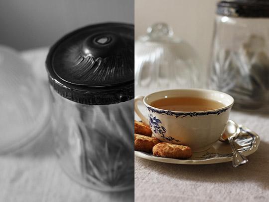 Pot à thé