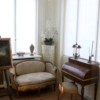 Au musée Jacquemart-André