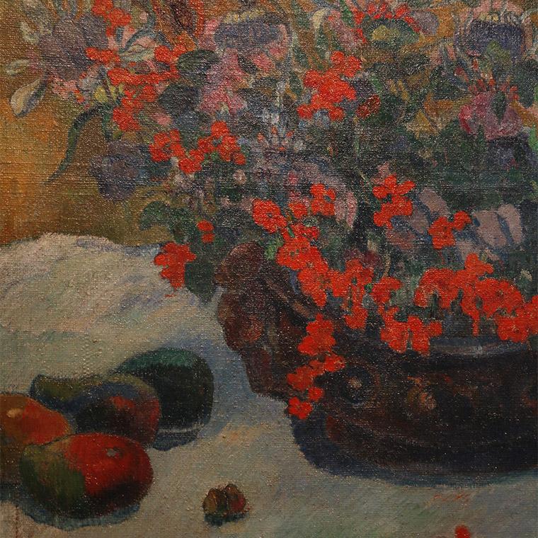 Bouquet de Fleurs de Gauguin