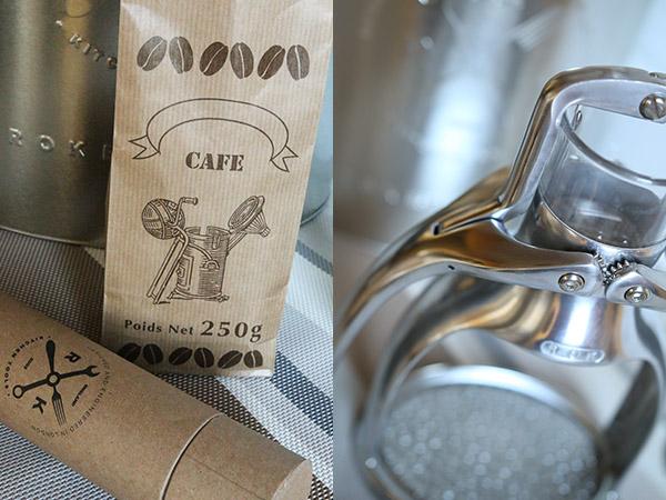 Machine à café Rok