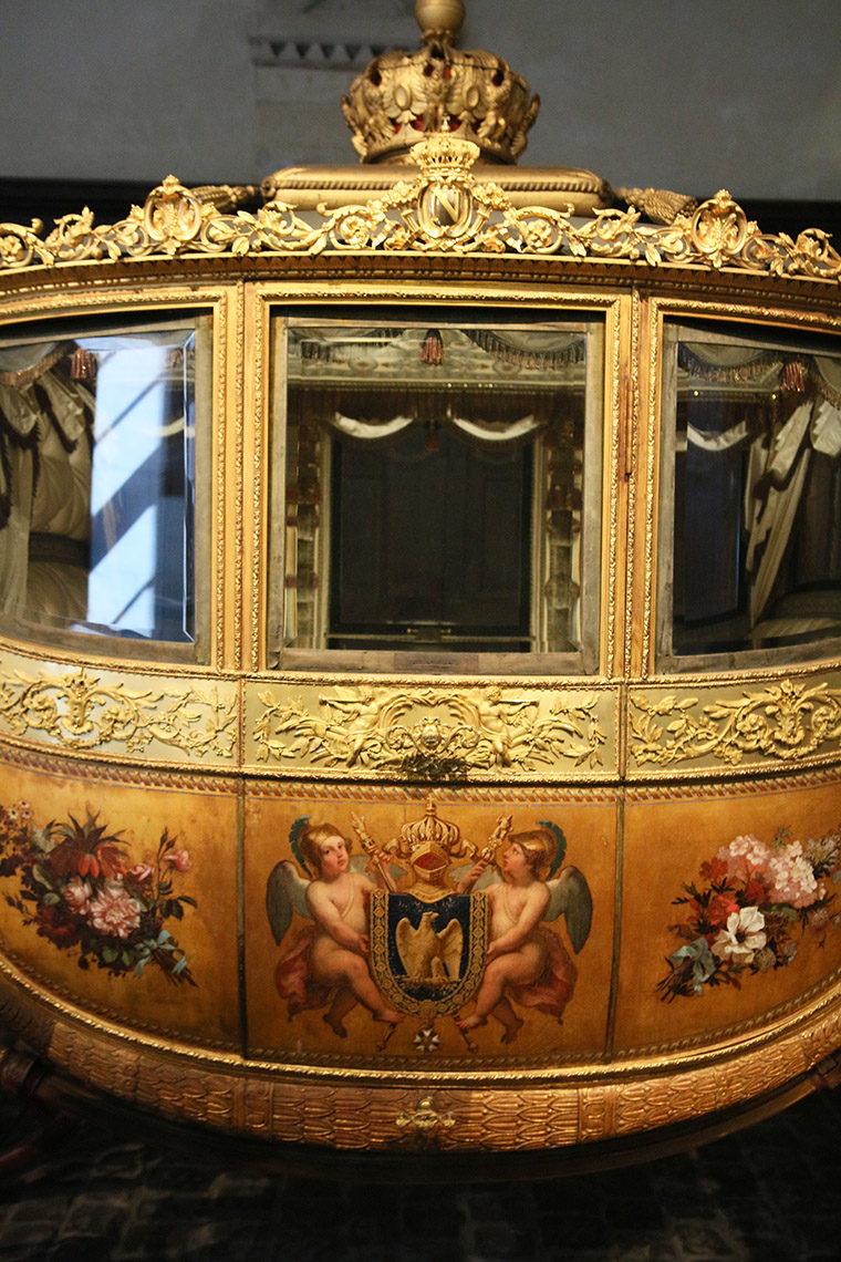 Berline de baptême du duc de Bordeaux