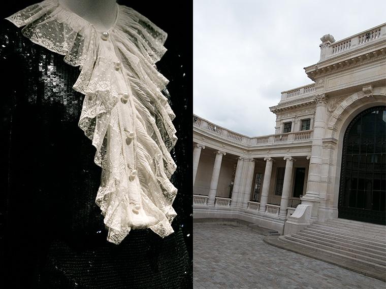 Entrée du musée Galliera dans le 16ᵉ arrondissement