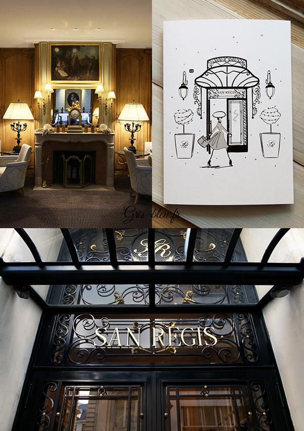 Illustration de l'hôtel San Régis