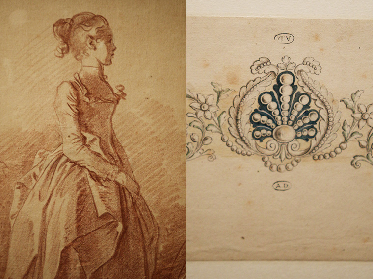 Exposition Le dessin sans réserve au Musée des Arts Décoratifs