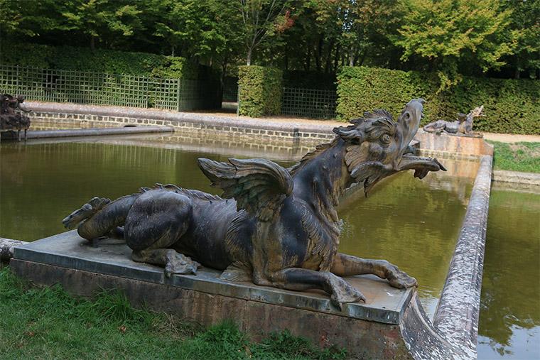 Dragons du bassin du Plat-Fond