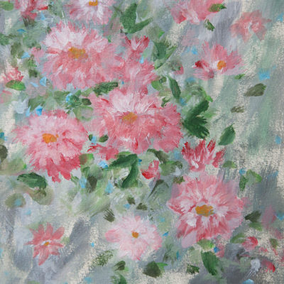 Des fleurs à foison