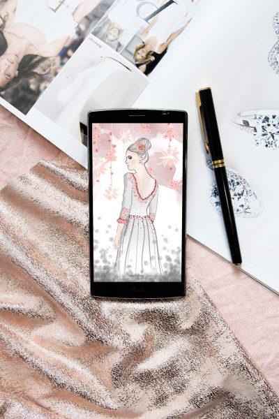 Fond d'écran gratuit pour smartphone