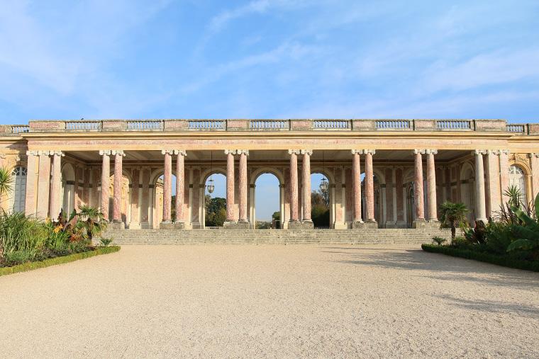 Péristyle du Grand Trianon
