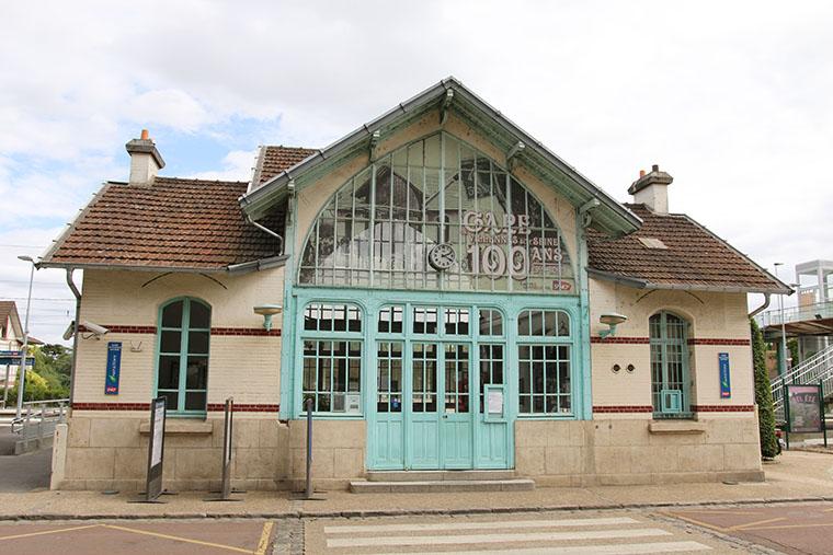 Gare de Villennes-sur-Seine