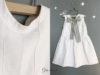 Petit robe blanche