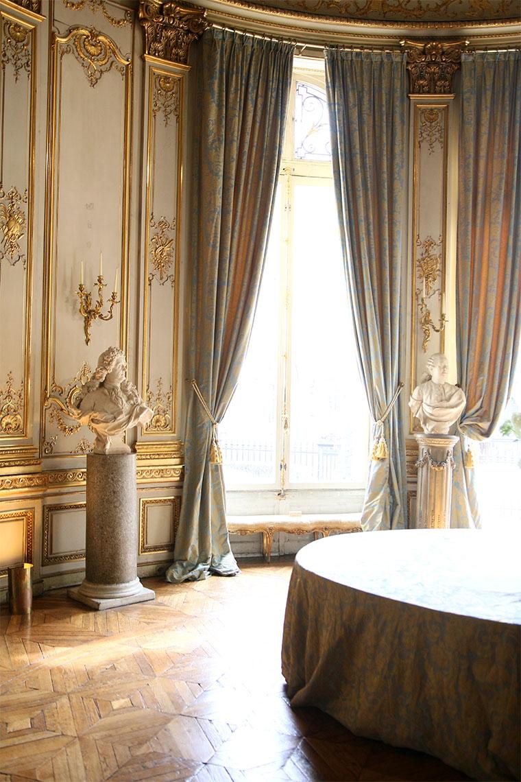 Le grand salon du musée Jacquemart-André