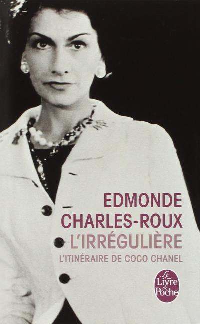 L'irrégulière d'Edmonde Charles-Roux chez Grasset