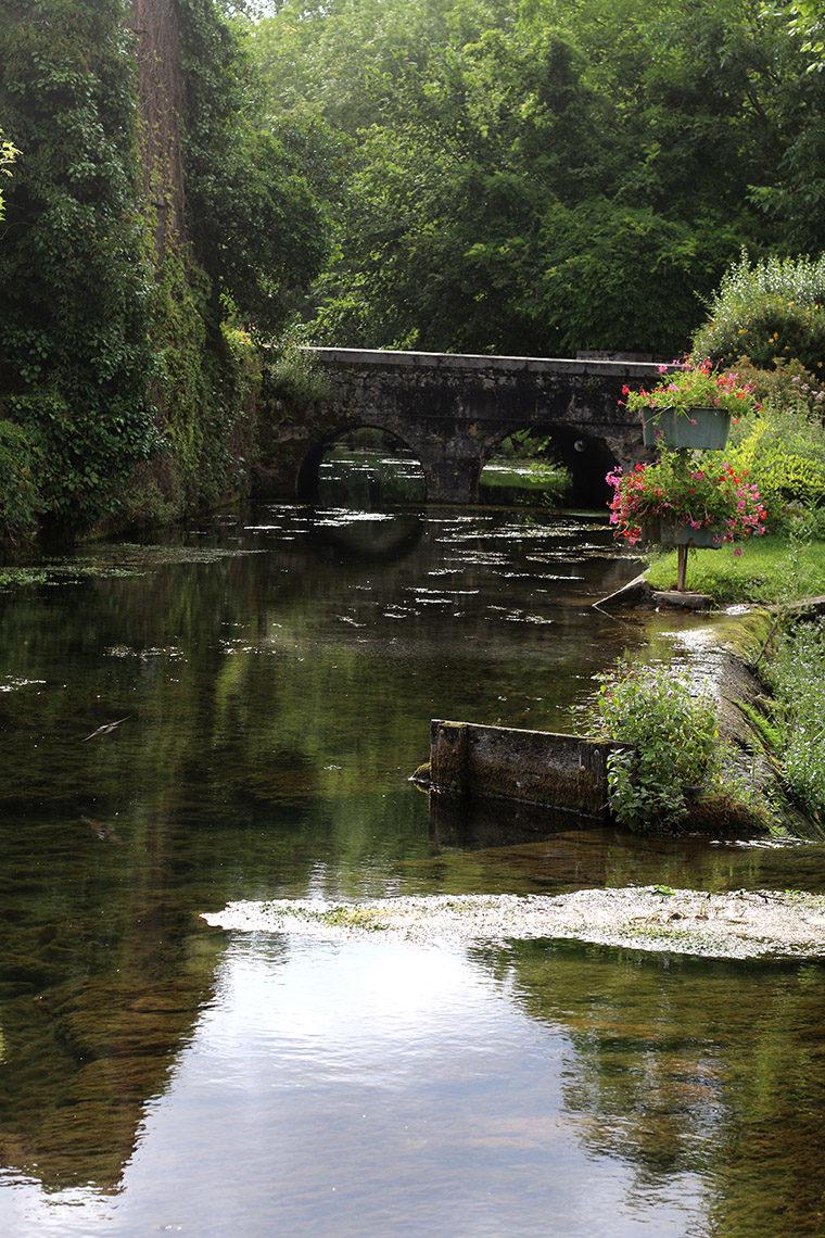 Ruisseau le Bondoire à Saint-Vincent-Rive-d'Olt