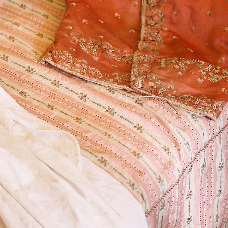 Le lit du maître de maison