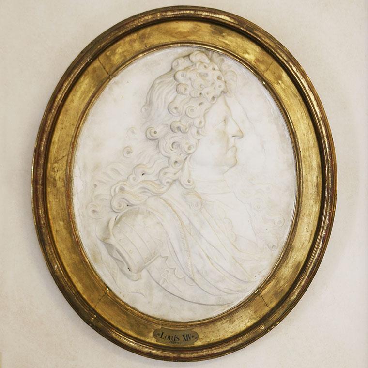 Portrait de Louis XIV au musée Lambinet