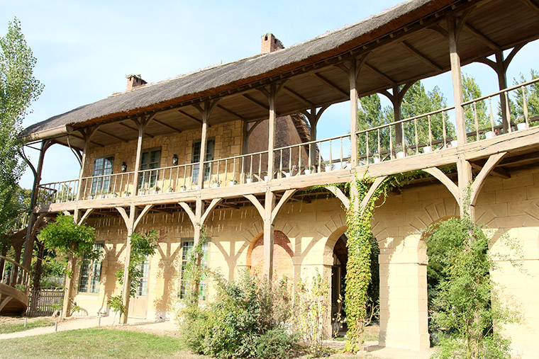 La Maison de la Reine restaurée
