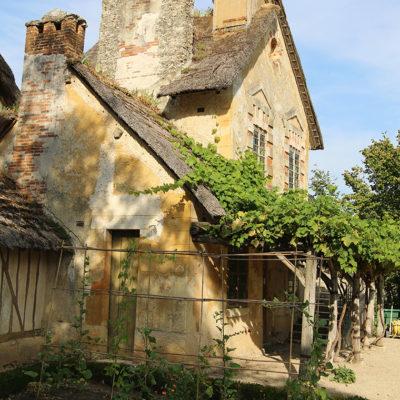 Du Petit Trianon au hameau de la Reine