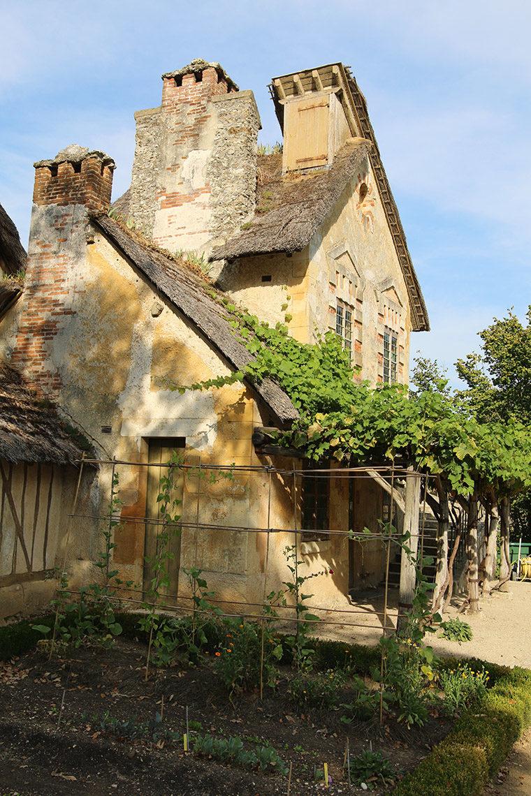 Le jardin du moulin de la Reine