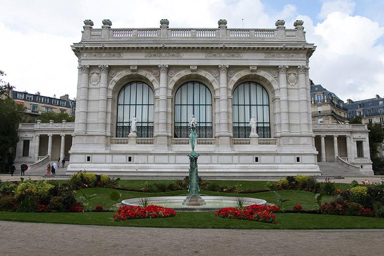 Façade néo-Renaissance du Palais Galliera