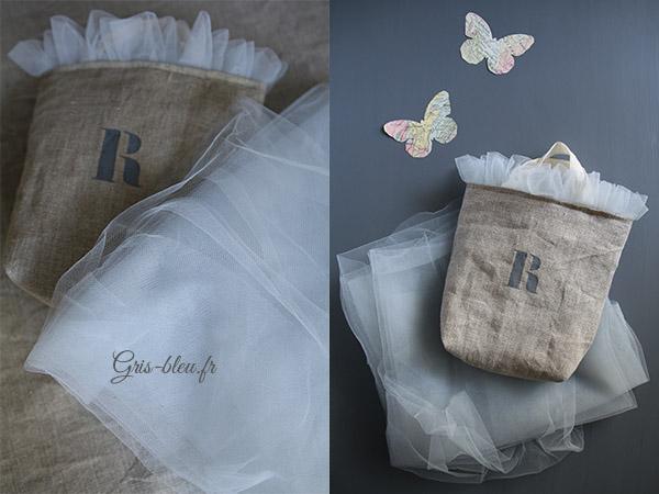 Papillons en papier ancien
