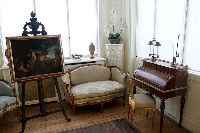 Le petit salon de Nélie Jacquemart