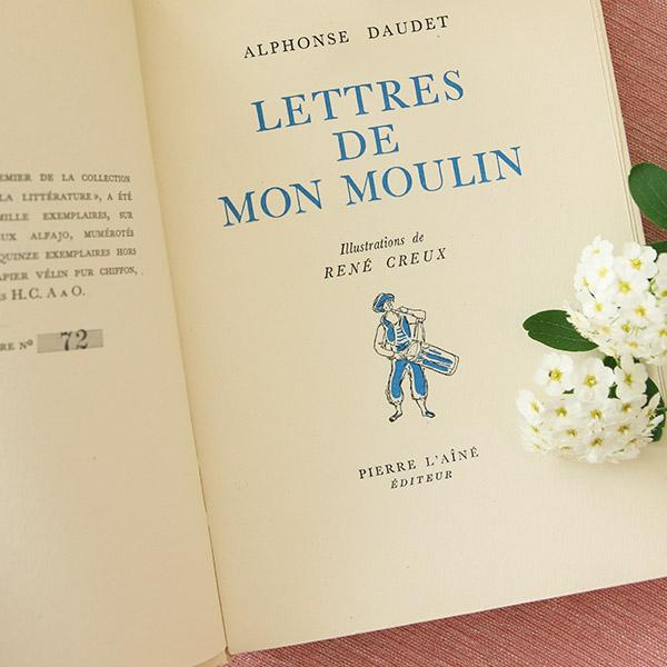 Lettres de mon moulin