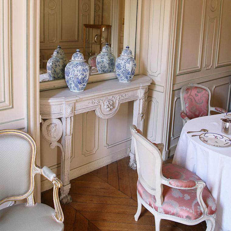 Fauteuils Louis XV
