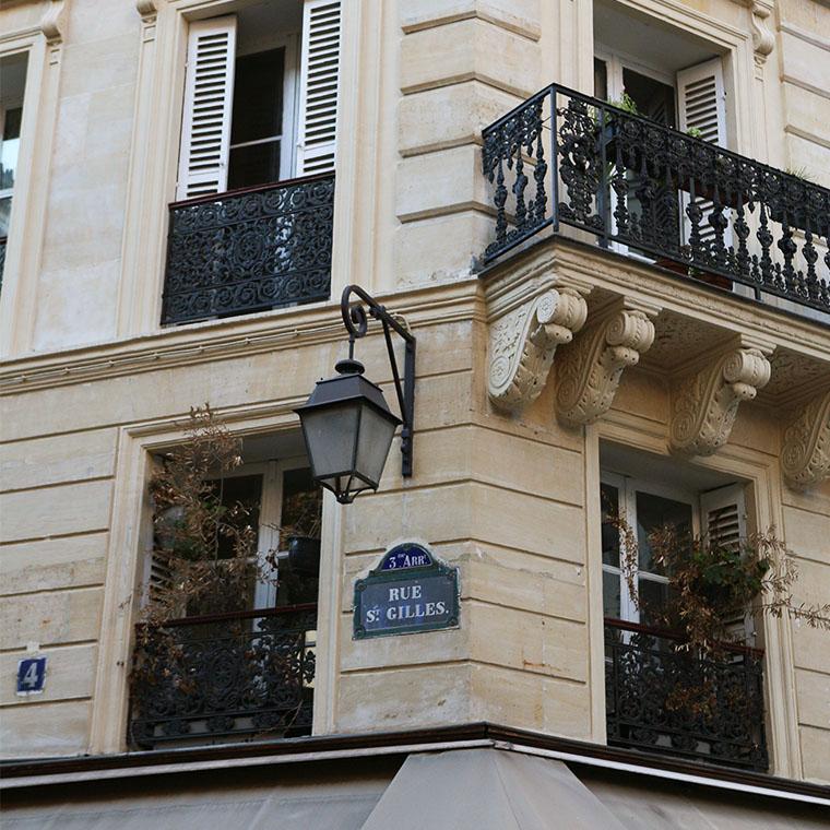 Rue Saint Gilles