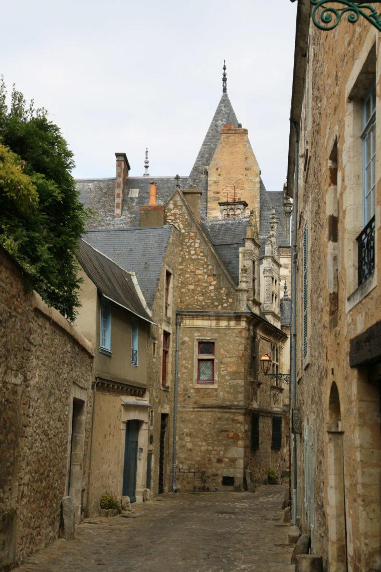 Maisons Renaissance dans le Vieux Mans