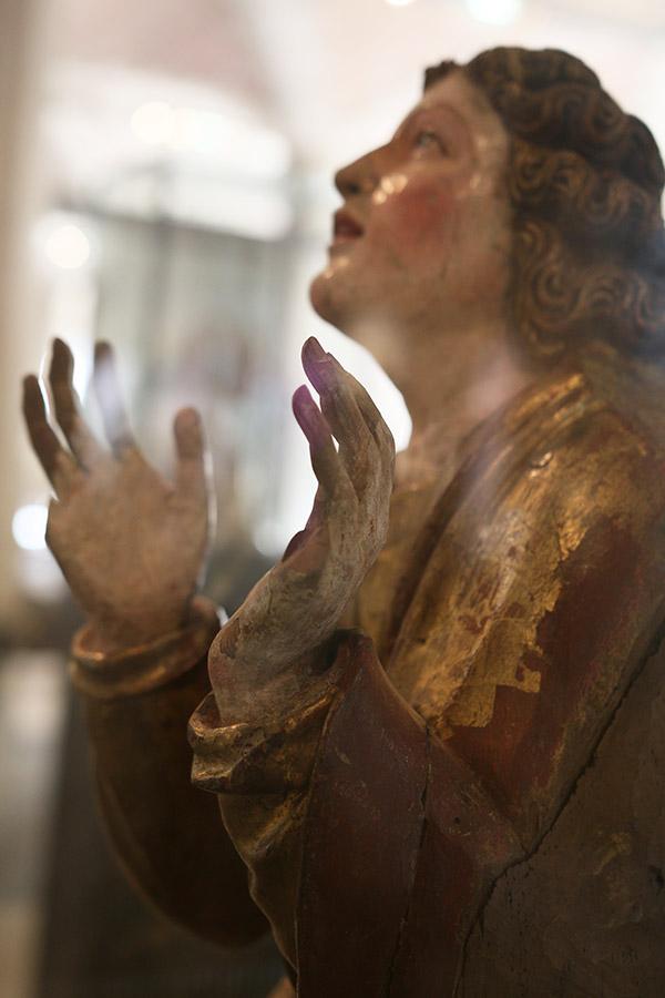Saint Thomas au Louvre