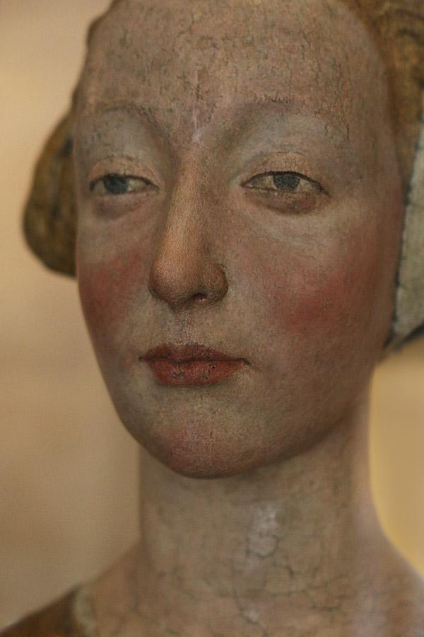 Sainte Constance au Louvre