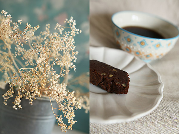 Brownie au noix