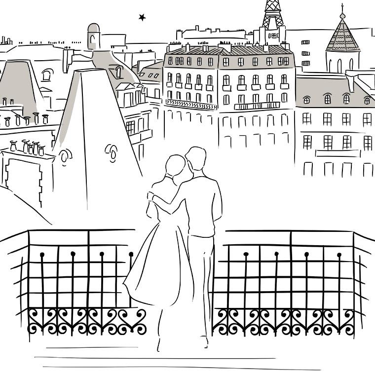 Illustration pour carte