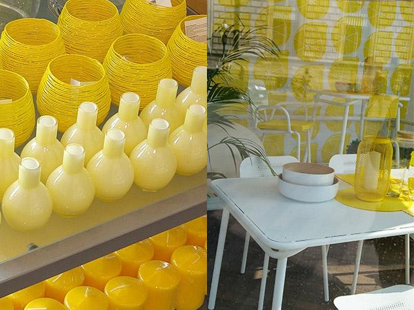 Vaisselle_jaune