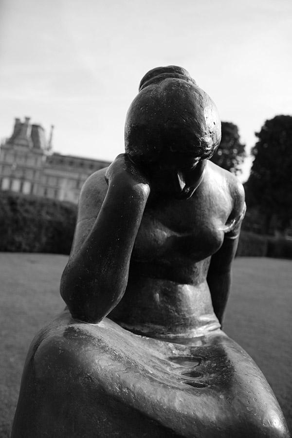 La douleur d'Aristide Maillol